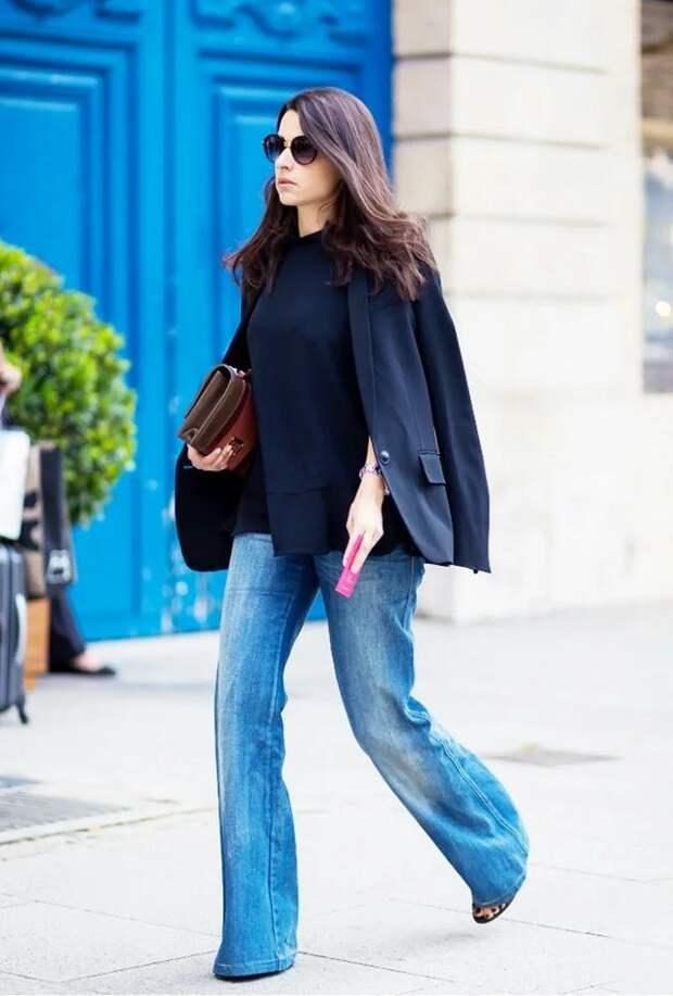 Какие джинсы будут самыми модными в 2021 году