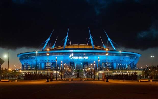 Стадион «Зенита» занял 21-е место в рейтинге лучших футбольных арен мира
