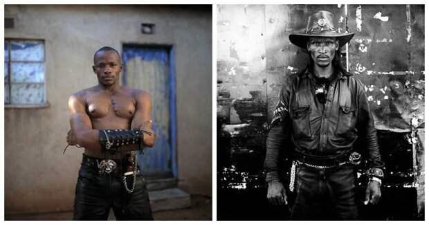 TRUE BLACK METAL из Ботсваны