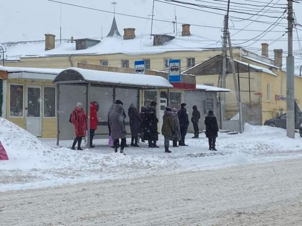 Штрафы безмасочников в Тульской области поставлены на поток