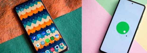 Сравнение Samsung Galaxy A52 с Xiaomi Redmi Note 10 Pro