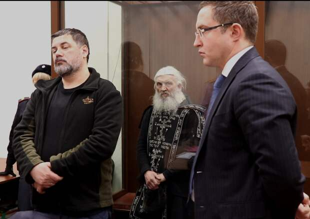 Опальный схимонах Сергий отказался от еды и воды в СИЗО