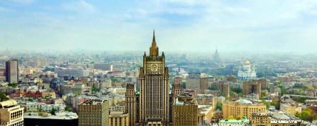 В МИД России возмутились введением США санкций против Ирана