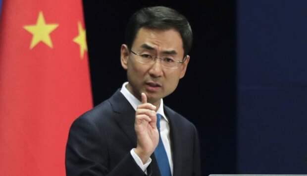 Китай настаивает закрыть все биолаборатории США в странах бывшего СССР