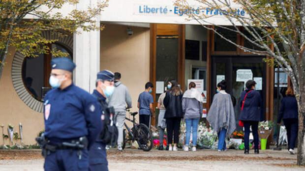 Париж, как предвестник европейского варианта BLM