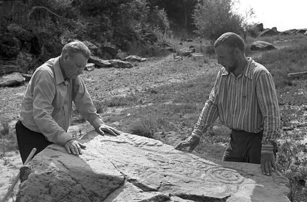 В Хабаровске подали заявку на «гектар» с древними петроглифами
