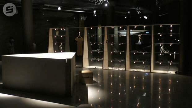 Журналисты из Удмуртии посетили музей современного искусства «ПЕРММ»