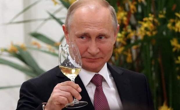 Окончательная победа Путина: Чечня, Грузия, Сирия, Украина, Венесуэла