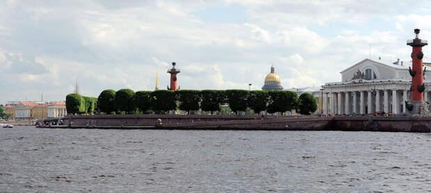 DSC 52951 Нефасадный Петербург: вид с воды