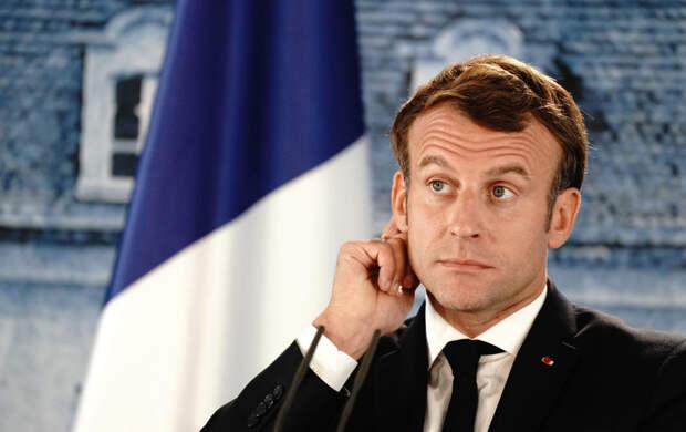 Президент Франции заразился COVID-19