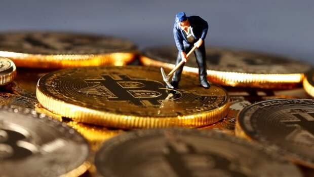 Цена за биткоин может остановиться на отметке в 900 долларов