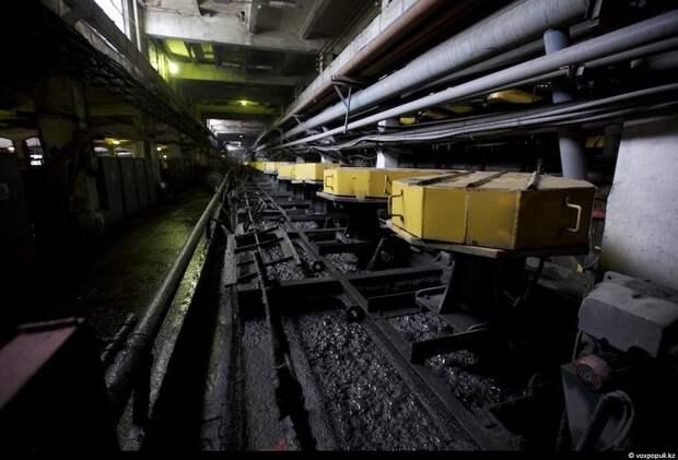 Флотационный уступ - одна из ступеней обогатительной фабрики, на котором происходит обогащение руды