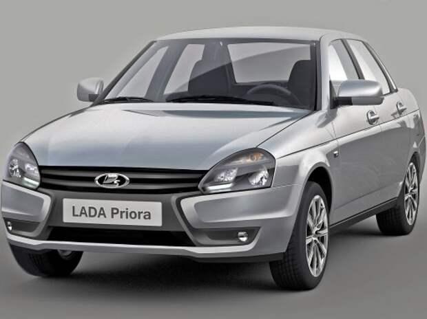 АВТОВАЗ предложил покупателям поучаствовать в дизайне Lada Priora