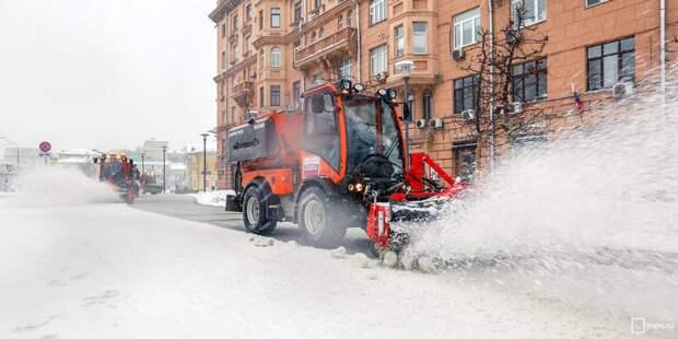 Местные жители недовольны уборкой снега на Хачатуряна
