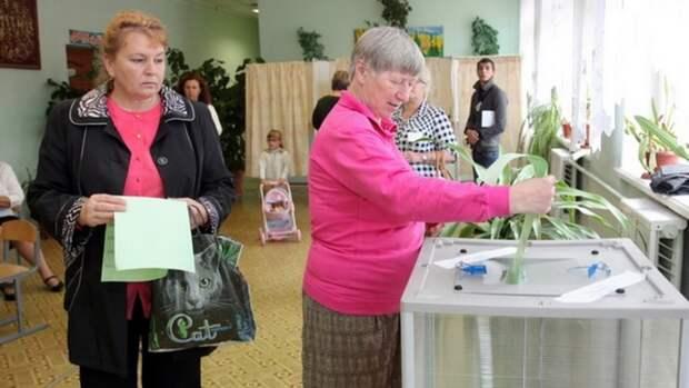 Первый день голосования на выборах депутатов ГД начался на Урале