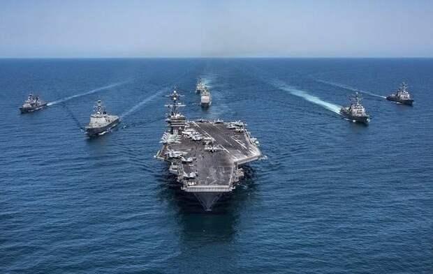 Эффективность ПВО авианосной ударной группы. Возможен ли прорыв?