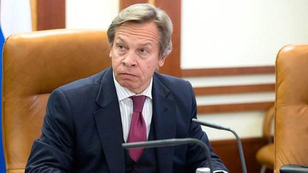 Сенатор Пушков поздравил россиян с Днем Победы
