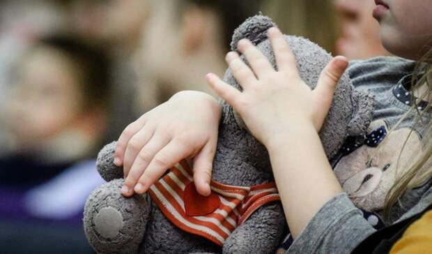 ВТюменской области мужчина совершал над ребенком действия сексуального характера