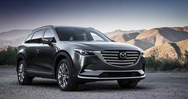 В России стартует производство кроссоверов Mazda CX-9