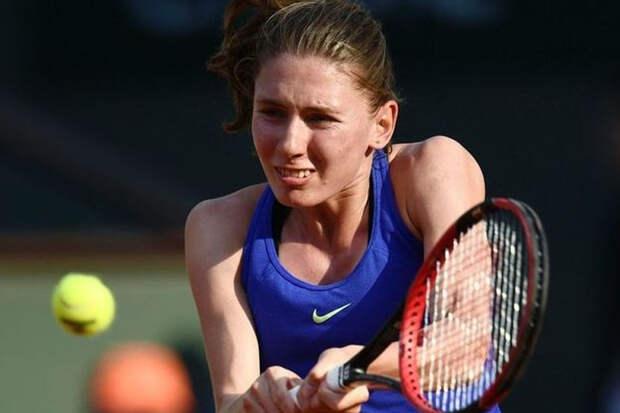 Александрова обыграла Свитолину и пробилась в 1/4 финала турнира в Берлине