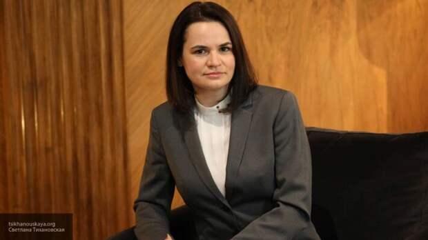 В Белоруссии назвали ключевые ошибки Тихановской в 2021 году