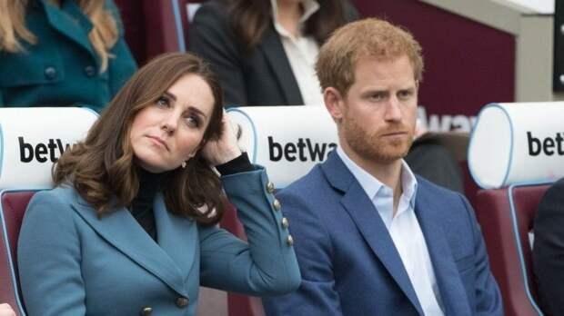 «Связующее звено»: Принц Гарри делится самым сокровенным сКейт Миддлтон