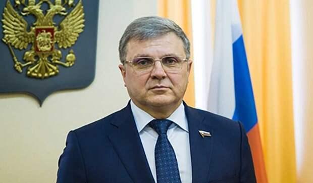Председатель Ярославской облдумы погиб в ДТП под Тверью