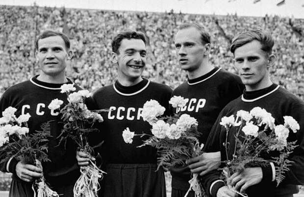 Зарплаты советских спортсменов не были такими огромными, как сегодня. /Фото: rm-content.s3-accelerate.amazonaws.com