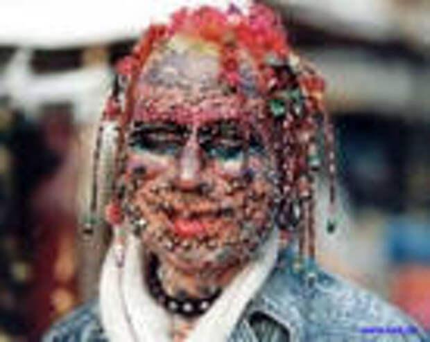 О пирсинге и татуировках