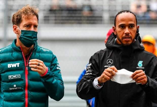 Себастьян Феттель призвал к морали руководителей Формулы 1