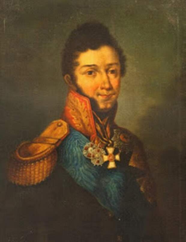 Генерал от инфантерии Николай Михайлович Каменский 2-й.
