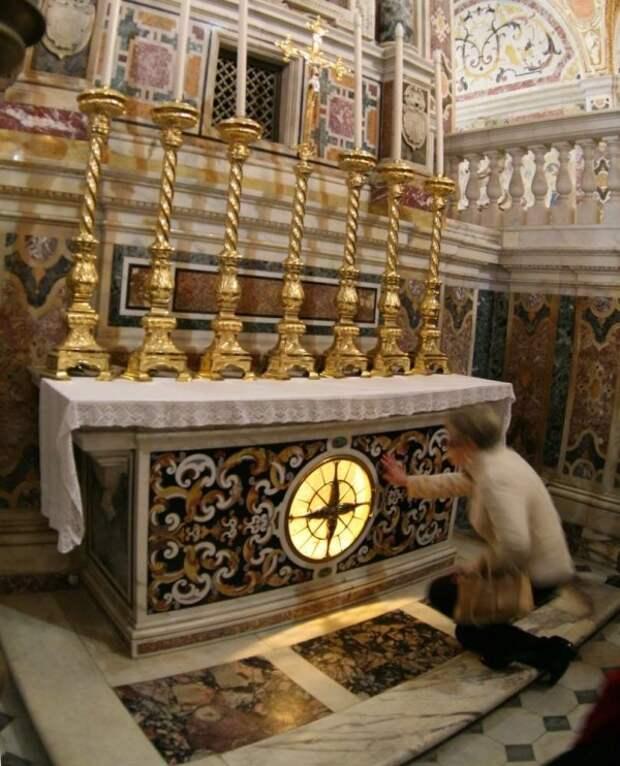 Гробница святого апостола Матфея