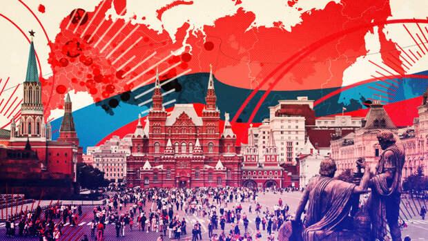 Немцы заявили о необходимости поделить Россию