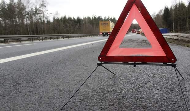 В ДТП под Рязанью пострадал 21 человек