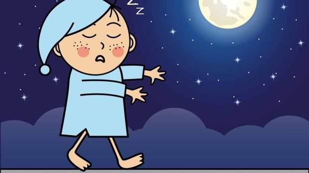 Есть ли связь между лунатизмом, разговорами во сне и психическим здоровьем?