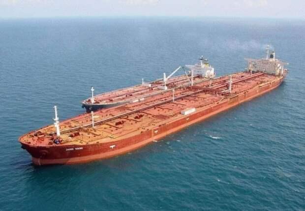 Supertanker_tanker