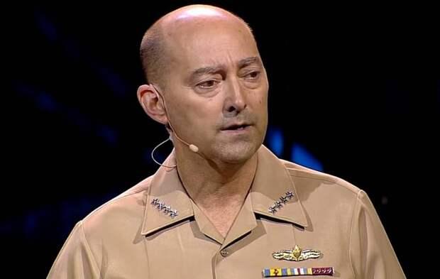 Американский адмирал сравнил силы США и Китая, заявив, что ударил бы первым