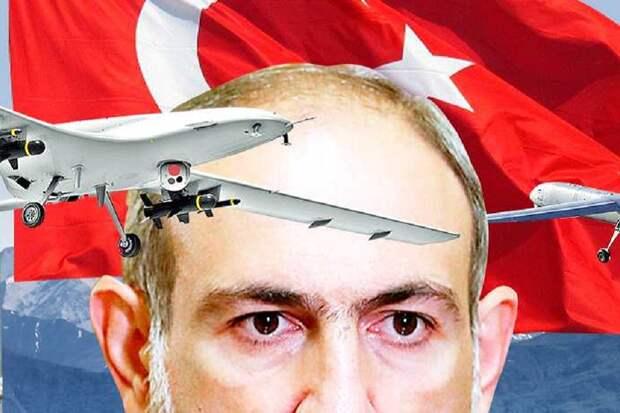 Юсин – Пашинян сорвал поставки из России убийц турецких дронов