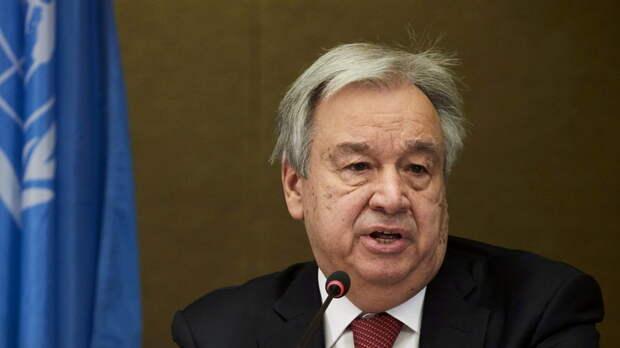 В ООН оценили ситуацию с климатом