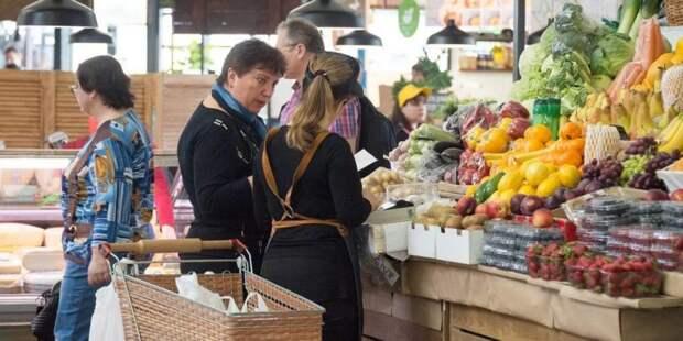 Собянин: В Москве до конца года откроется еще 10 круглогодичных ярмарок/ Фото mos.ru