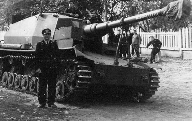 Самый мощный истребитель танков начала Второй мировой войны