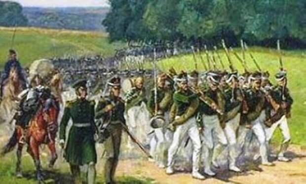 Как в 1807 году русские обороняли Кёнигсберг