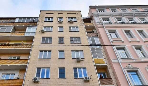 В Хамовниках приведут в порядок дом с элементами неогреческой архитектуры