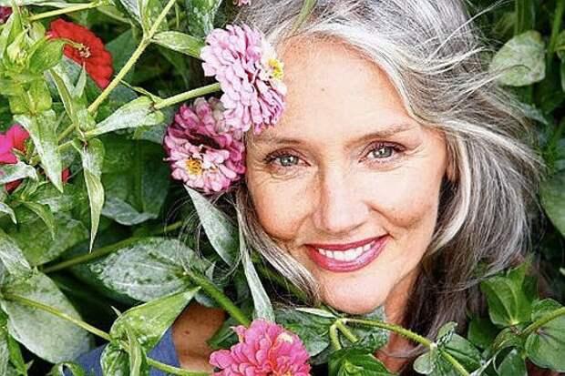 Учитесь стареть красиво и не бойтесь совершенства!