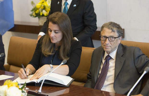 Не только деньги: что получит жена Билла Гейтса после развода с миллиардером