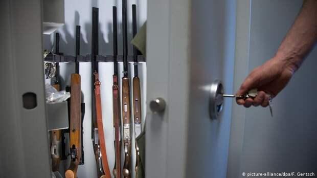 Легко ли в России получить разрешение на оружие?