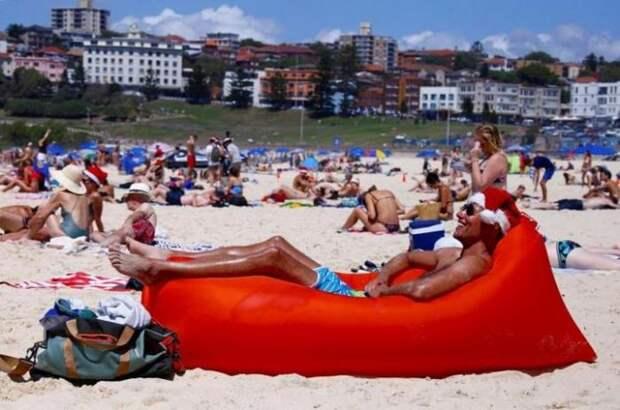 Как отмечают Новый Год в Австралии  (12 фото)