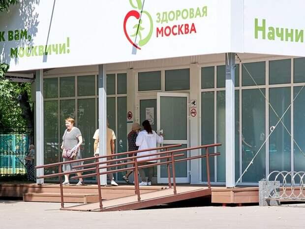 Москвичи сэкономили более 5 тыс часов благодаря сервису заполнения анкет до обследования