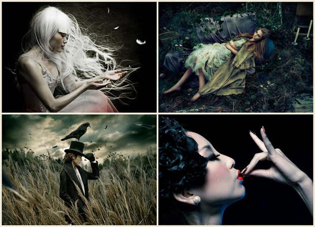 Магия фотографий Синдзи Ватанабе