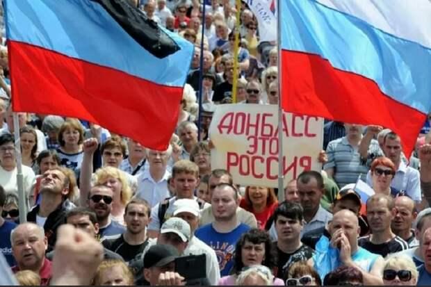 Должны ли Донецк и Луганск стать частью России